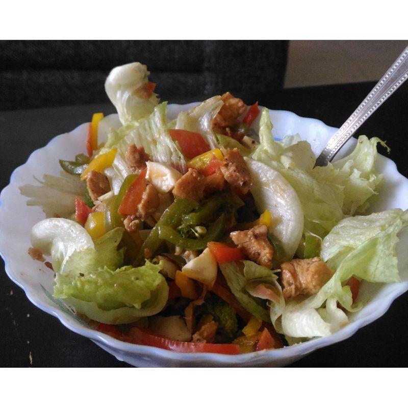Chicken Crunchy Salad